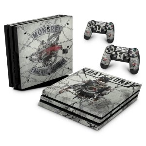 PS4 Pro Skin - Days Gone