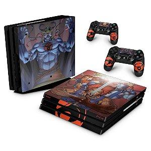 PS4 Pro Skin - Thundercats