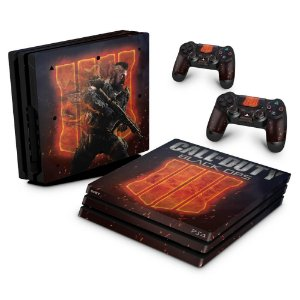 PS4 Pro Skin - Call of Duty Black Ops 4