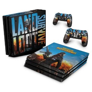 PS4 Pro Skin - Players Unknown Battlegrounds PUBG