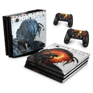 PS4 Pro Skin - Shadow Of The Tomb Raider