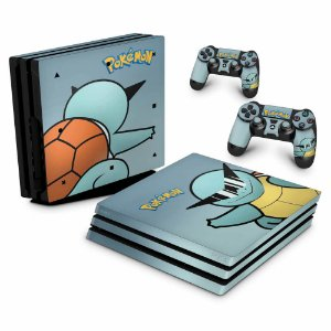 PS4 Pro Skin - Pokemon Squirtle