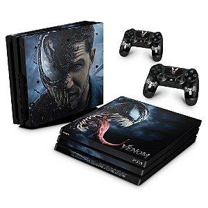 PS4 Pro Skin - Venom