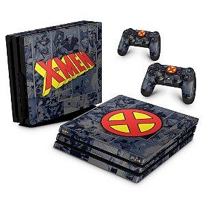 PS4 Pro Skin - X-Men Comics