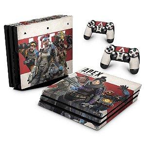 PS4 Pro Skin - Apex Legends