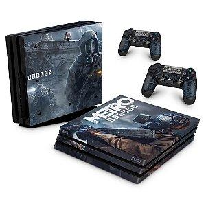PS4 Pro Skin - Metro Exodus