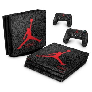 PS4 Pro Skin - Air Jordan Flight