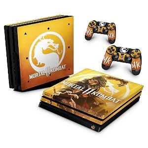 PS4 Pro Skin - Mortal Kombat 11