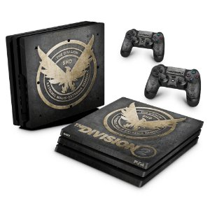 PS4 Pro Skin - The Division 2