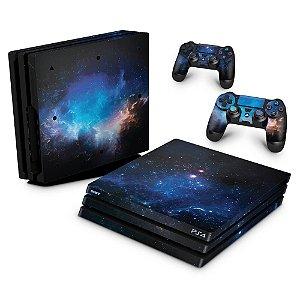 PS4 Pro Skin - Universo Cosmos