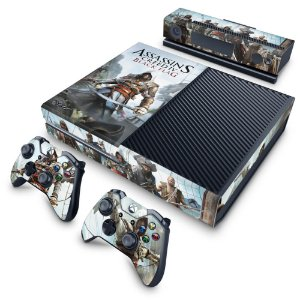 Xbox One Fat Skin - Assassins Creed Black Flag
