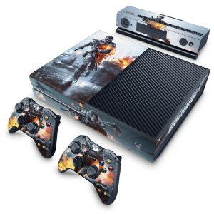 Xbox One Fat Skin - Battlefield 4