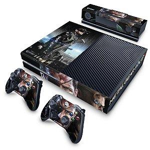 Xbox One Fat Skin - Metal Gear Solid V