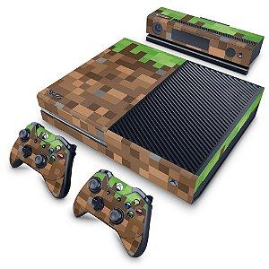 Xbox One Fat Skin - Minecraft