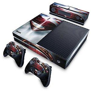 Xbox One Fat Skin - Superman - Super Homem