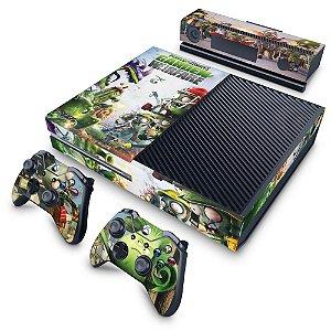 Xbox One Fat Skin - Plants Vs Zombies Garden Warfare