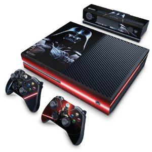 Xbox One Fat Skin - Star Wars - Darth Vader