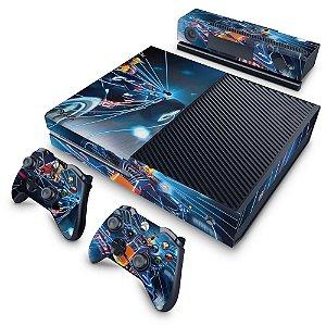 Xbox One Fat Skin - Formula 1