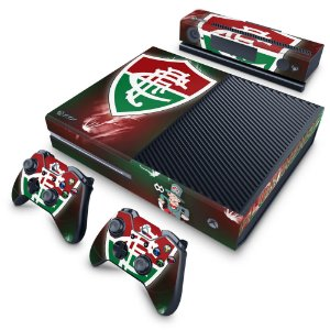 Xbox One Fat Skin - Fluminense