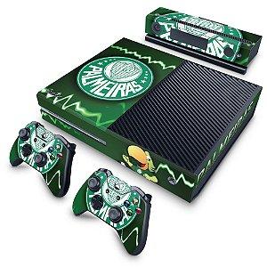 Xbox One Fat Skin - Palmeiras