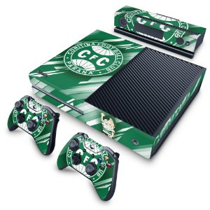 Xbox One Fat Skin - Coritiba