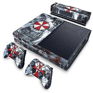 Xbox One Fat Skin - Resident Evil