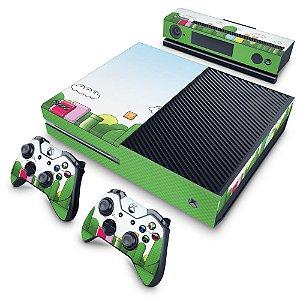 Xbox One Fat Skin - Super Mario