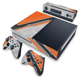 Xbox One Fat Skin - Titanfall Edition