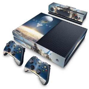 Xbox One Fat Skin - Destiny