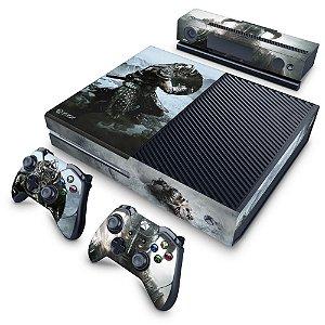 Xbox One Fat Skin - Skyrim