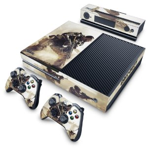 Xbox One Fat Skin - Call of Duty Advanced Warfare