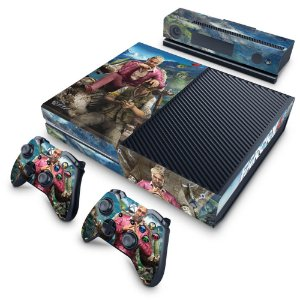 Xbox One Fat Skin - Far Cry 4
