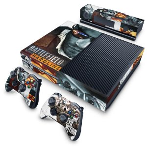 Xbox One Fat Skin - Battlefield Hardline