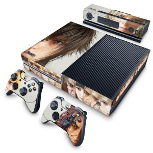 Xbox One Fat Skin - Final Fantasy XV #A