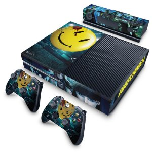 Xbox One Fat Skin - Watchmen