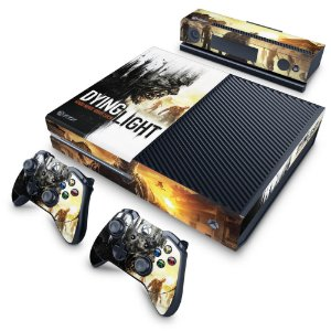 Xbox One Fat Skin - Dying Light