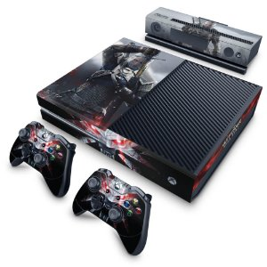 Xbox One Fat Skin - The Witcher 3 #A