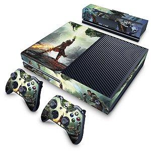 Xbox One Fat Skin - Dragon Age Inquisition