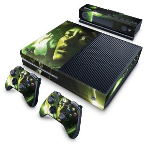 Xbox One Fat Skin - Alien Isolation