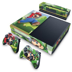 Xbox One Fat Skin - Super Mario Bros