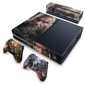 Xbox One Fat Skin - Lords of the Fallen