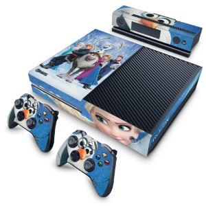 Xbox One Fat Skin - Frozen