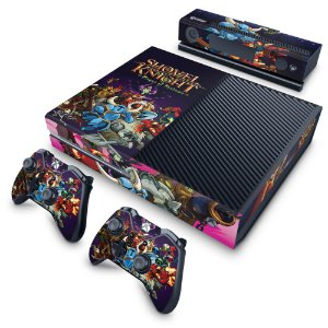 Xbox One Fat Skin - Shovel Knight