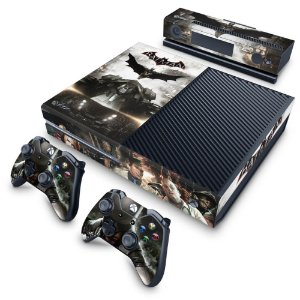 Xbox One Fat Skin - Batman Arkham Knight
