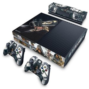 Xbox One Fat Skin - Assassin's Creed Syndicate