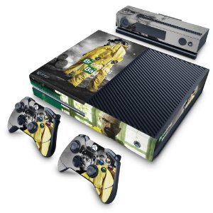 Xbox One Fat Skin - Breaking Bad