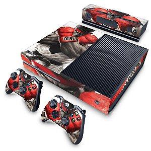 Xbox One Fat Skin - Street Fighter V