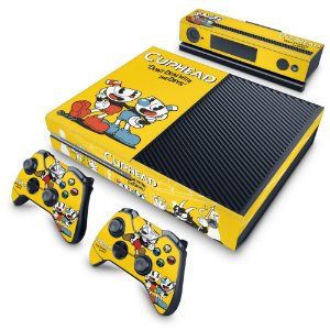 Xbox One Fat Skin - Cuphead