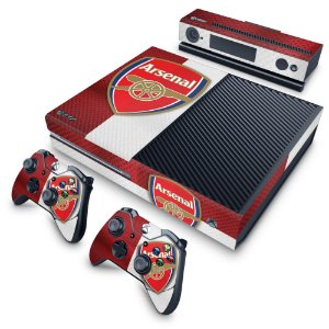 Xbox One Fat Skin - Arsenal Football Club
