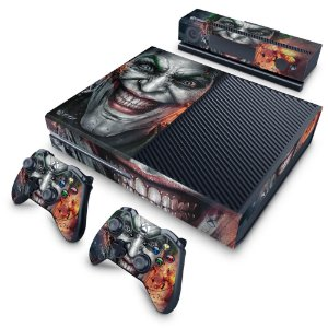Xbox One Fat Skin - Coringa - Joker #A